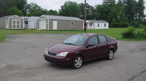 2007 Ford Focus for sale in Adrian, MI