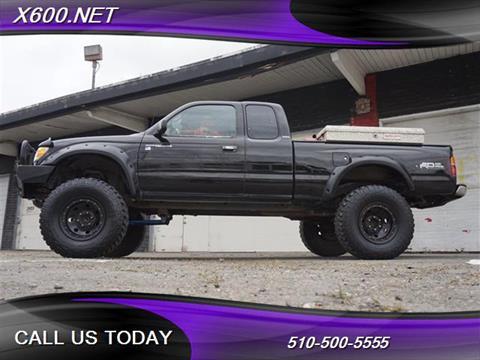 1999 Toyota Tacoma For Sale In California Carsforsale Com 174