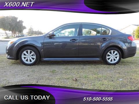 2010 Subaru Legacy for sale in Fremont, CA