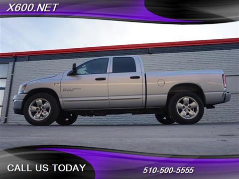 2006 Dodge Ram Pickup 1500 for sale in Fremont, CA