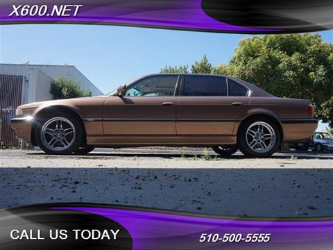 2001 BMW 7 Series for sale in Fremont, CA