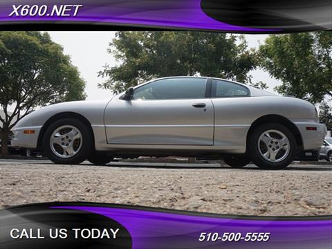 2003 Pontiac Sunfire for sale in Fremont, CA