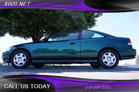 1999 Honda Civic for sale in Fremont, CA