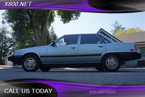 1986 Toyota Camry for sale in Fremont, CA