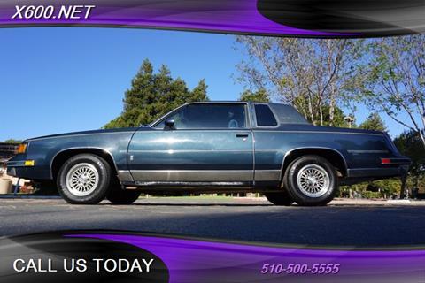 1987 Oldsmobile Cutlass Salon for sale in Fremont, CA