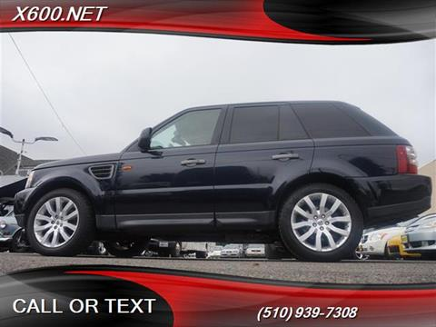 2007 Land Rover Range Rover Sport for sale in Fremont, CA