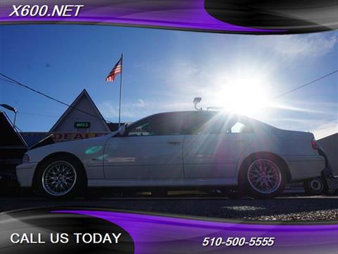 2001 BMW 5 Series for sale in Fremont, CA