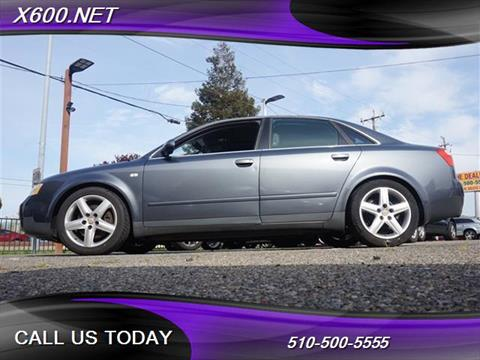 2002 Audi A4 for sale in Fremont, CA