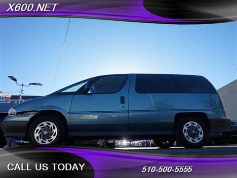 1995 Chevrolet Lumina Minivan for sale in Fremont, CA