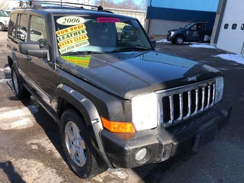 2006 Jeep Commander for sale in Dorchester, MA