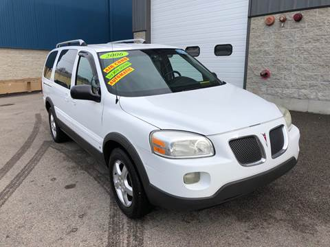 2006 Pontiac Montana SV6 for sale in Dorchester, MA