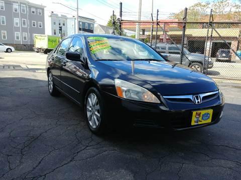 2006 Honda Accord for sale in Dorchester, MA
