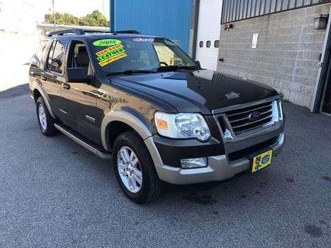 2008 Ford Explorer for sale in Dorchester, MA