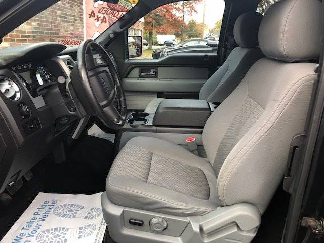2011 Ford F-150 4x4 STX 4dr SuperCab Styleside 6.5 ft. SB - Rowley MA