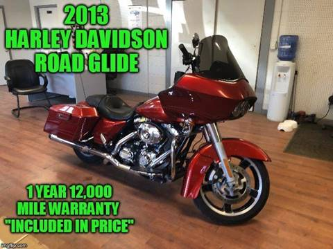 2013 Harley-Davidson Road Glide for sale in Rowley, MA