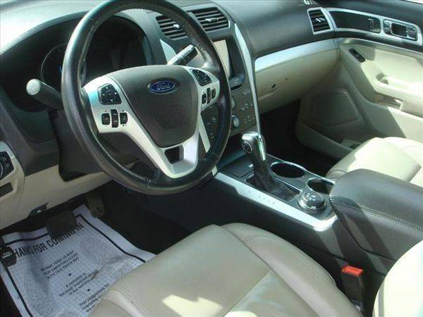 2013 Ford Explorer AWD Limited 4dr SUV In Rowley MA - D&D