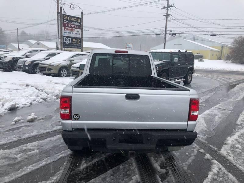 2010 Ford Ranger 4x4 XLT 4dr SuperCab SB - Rowley MA