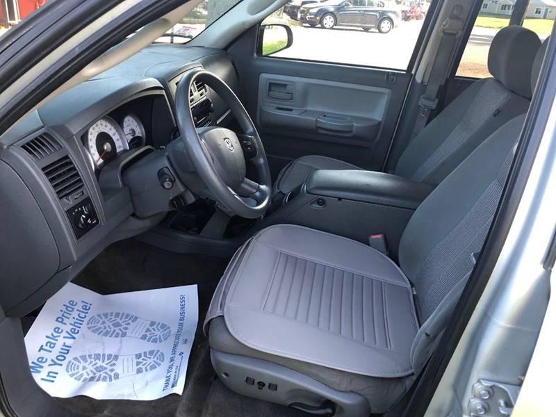 Sensational 2007 Dodge Dakota Slt 4Dr Quad Cab 4X4 Sb In Rowley Ma Dd Machost Co Dining Chair Design Ideas Machostcouk