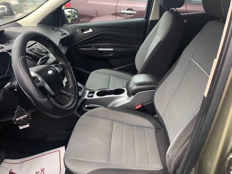 2013 Ford Escape AWD SE 4dr SUV - Rowley MA
