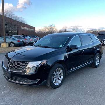2014 Lincoln MKT Town Car