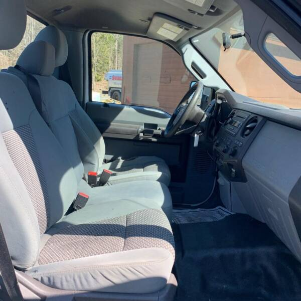 2014 Ford F-350 Super Duty 4x4 XLT 2dr Regular Cab 8 ft. LB SRW Pickup - Rowley MA