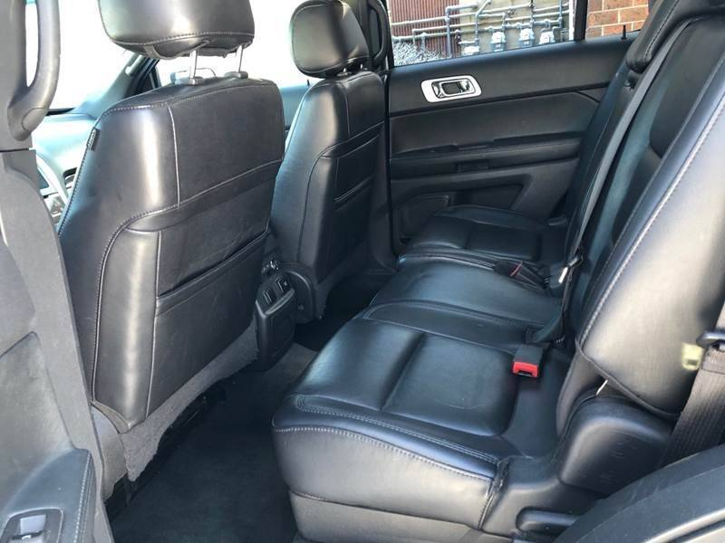 2011 Ford Explorer AWD XLT 4dr SUV - Rowley MA