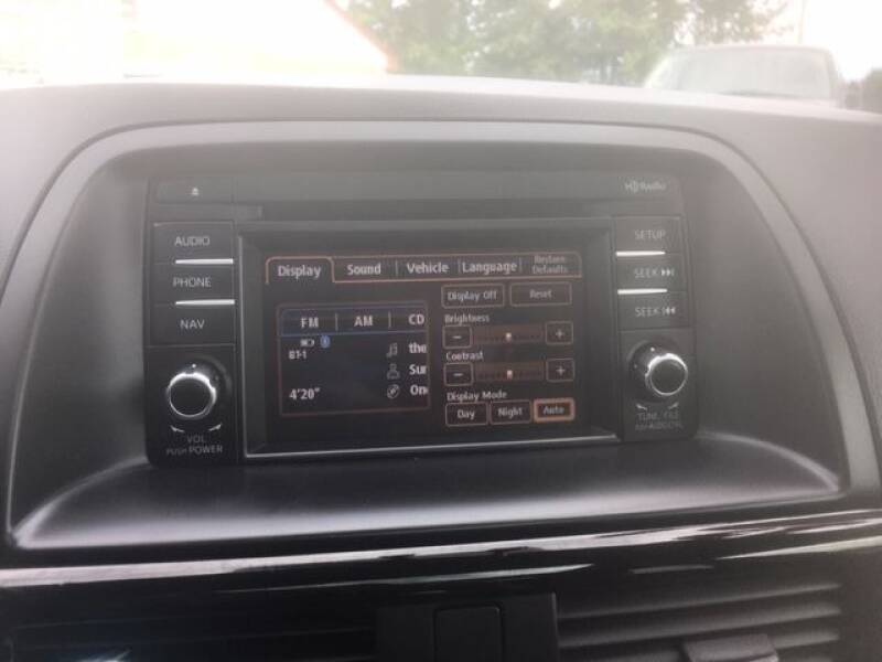 2015 Mazda CX-5 AWD Grand Touring 4dr SUV - Rowley MA