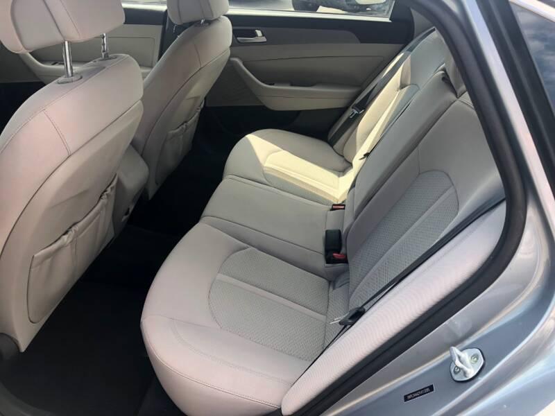 2015 Hyundai Sonata Eco 4dr Sedan - Rowley MA