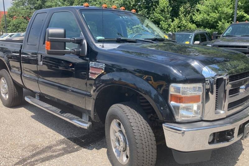 2010 Ford F-250 Super Duty 4x4 XLT 4dr SuperCab 6.8 ft. SB Pickup - Rowley MA