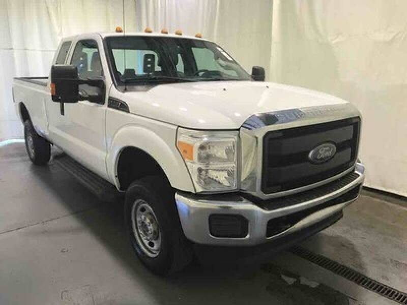 2015 Ford F-250 Super Duty 4x4 XLT 4dr SuperCab 8 ft. LB Pickup - Rowley MA