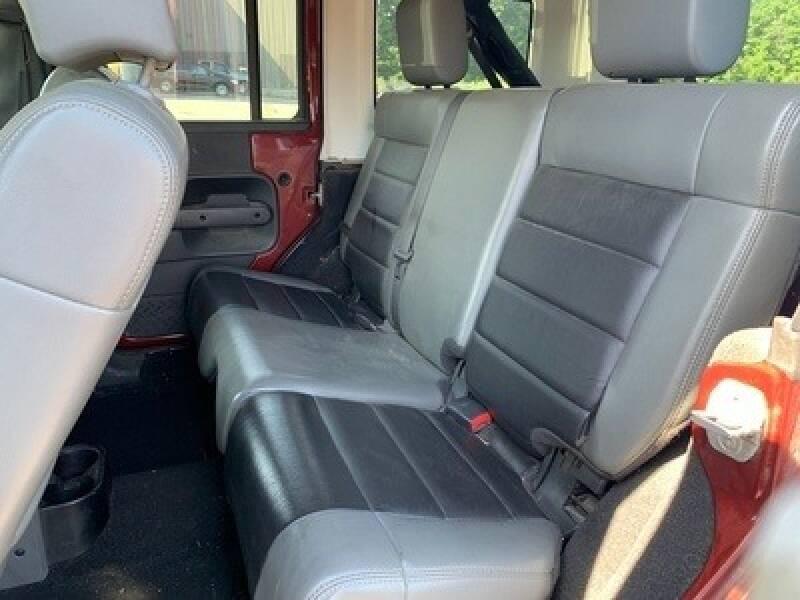 2010 Jeep Wrangler Unlimited 4x4 Sahara 4dr SUV - Rowley MA