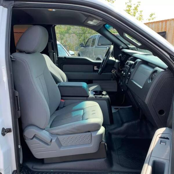 2013 Ford F-150 4x4 XLT 4dr SuperCab Styleside 6.5 ft. SB - Rowley MA