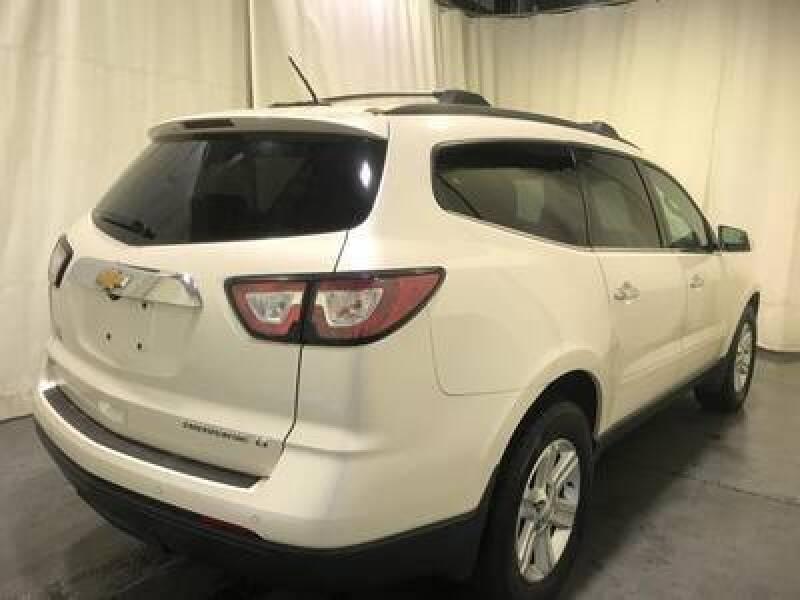 2014 Chevrolet Traverse AWD LT 4dr SUV w/2LT - Rowley MA