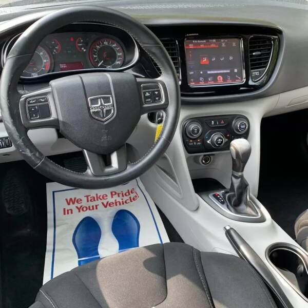2013 Dodge Dart Rallye 4dr Sedan - Rowley MA