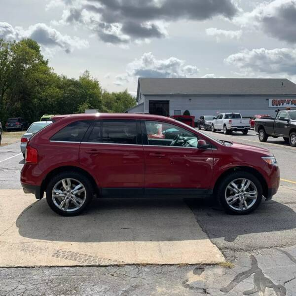 2013 Ford Edge AWD Limited 4dr Crossover - Rowley MA