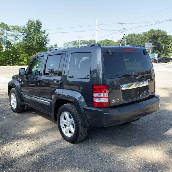 2011 Jeep Liberty 4x4 Limited 4dr SUV - Rowley MA