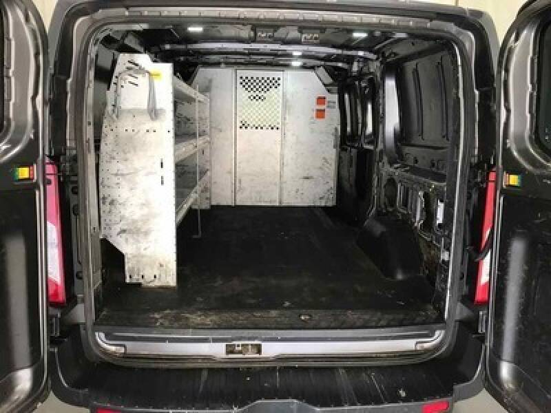 2015 Ford Transit Cargo 250 3dr SWB Low Roof Cargo Van w/60/40 Passenger Side Doors - Rowley MA