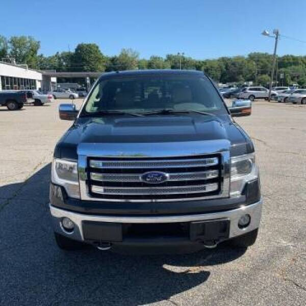 2013 Ford F-150 4x4 Lariat 4dr SuperCrew Styleside 5.5 ft. SB - Rowley MA