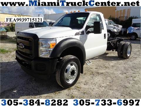 Ford Commercial Vans Commercial Trucks For Sale Hialeah Miami Truck
