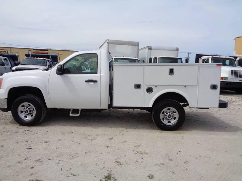 2008 Chevrolet Silverado 2500Hd GMC SIERRA 2500 Service Body Utility Truck In Hialeah FL - Miami ...