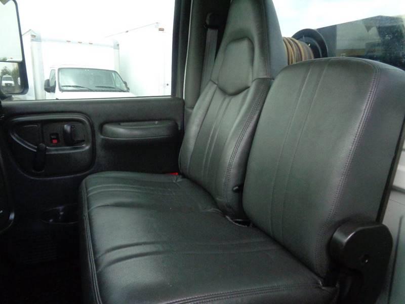 2004 Chevrolet C5500 5500 Service Body Utility Truck DURAMAX DIESEL