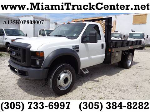 Miami Truck Center >> Ford Commercial Vans Commercial Trucks For Sale Hialeah