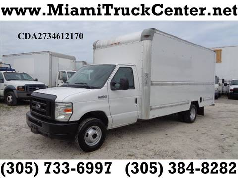 Used Box Trucks For Sale In Hialeah Fl Carsforsale Com