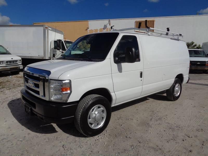 2014 Ford E-250 E250 Econoline Cargo Van In Hialeah FL