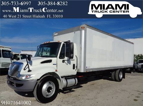 2009 International DuraStar 4300 for sale in Hialeah, FL