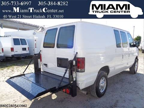 2011 Ford E-250 for sale in Hialeah, FL
