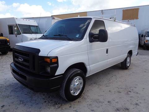 2008 Ford E-150 for sale in Hialeah, FL
