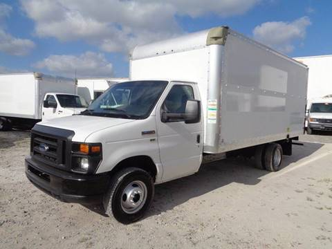 2012 Ford E-350 for sale at Miami Truck Center in Hialeah FL