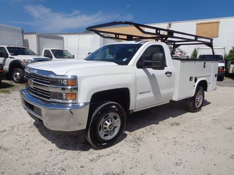 2015 Chevrolet Silverado 2500HD for sale in Hialeah, FL