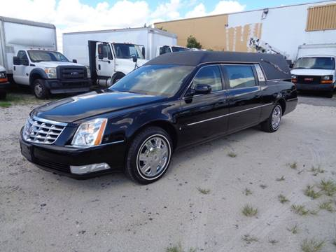 2008 Cadillac DTS for sale in Hialeah, FL